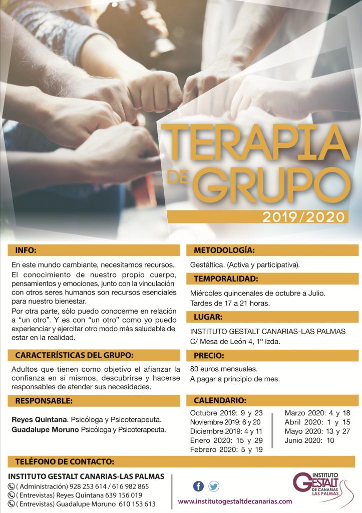 Terapia Grupo 19-20